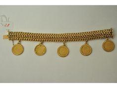 Hôtel des ventes d'Avignon Gold Jewellery, Fine Jewelry, Indian Jewelry, Fashion Jewelry, Jewels, Couture, Bracelets, Accessories, Gold Jewelry