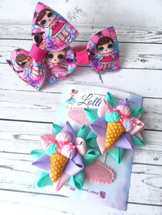 Одноклассники Hair Kit, Cute Clay, Making Hair Bows, Diy Ribbon, Candyland, Baby Shop, Flower Pots, Girl Hairstyles, Hair Clips
