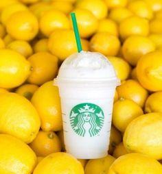 Lemon Bar Frappuccino