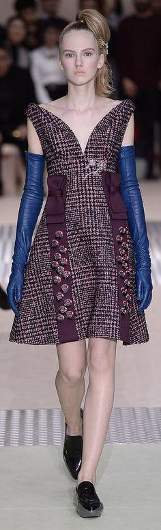 A Prada Fall 2015 dress that's calling Kerry Washington's name.