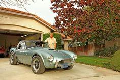 An Original Shelby Cobra and Its Original Owner