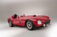 1954 Ferrari 375-Plus with $18.3 million price tag