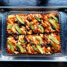 "The BEST Pizza In NYC #refinery29  http://www.refinery29.com/best-pizza-nyc#slide-1  Emmy SquaredIf you love Emily (also featured in this slideshow), you'll love its newer sister restaurant Emmy Squared. This Williamsburg pizza joint offers doughier, rectangular Detroit-style pies with some serious toppings. We know it's technically all about the slice, but don't leave without trying the meatball sandwich, too!<a href=""http://pizzalovesemily.com/emmy-s..."