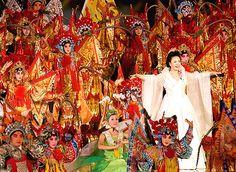 Opera de Pekin por Fernanda Mazza:))