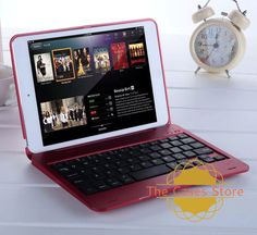 SHOCKPROOF FOLDABLE WIRELESS BLUETOOTH KEYBOARD COVER CASE FOR IPAD MINI A very cute cases for you. Purchase Now! https://www.thecasesstore.com/products/shockproof-foldable-wireless-bluetooth-keyboard-cover-case-for-ipad-mini  #TheCasesStore
