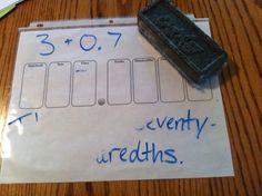 Snaps for Fourth Grade: Decimal Activity
