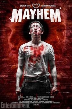 Mayhem. Loved this movie!