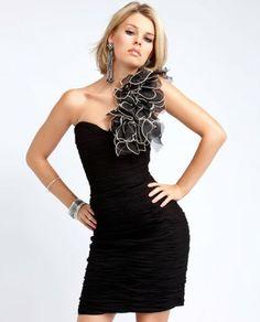 vestidos cortos y elegantes2