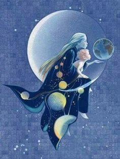 Arlene Graston...Moon Child