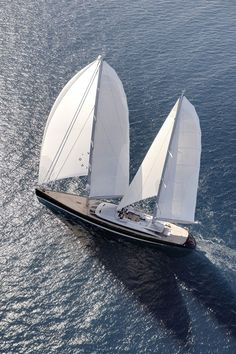 """Sailing Yacht of the Year"" at the World Superyacht Awards 2012"