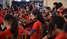 """Julio Zamora: """"Nuestro compromiso es que los niños de Tigre tengan contacto con la música y un proyecto de vida"""""""