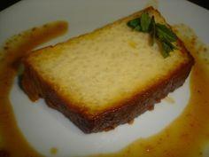 Receta de Flan de arroz con leche - El Aderezo - Blog de Recetas de Cocina
