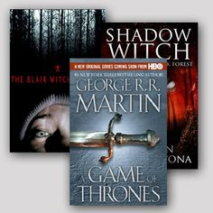 Win THREE signed prizes – Game of Thrones & The Blair Witch & Shadow Witch Blair Witch, Game Of Thrones, About Me Blog, Games, Giveaways, Horror, Fat, Canada, Posts