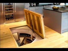 Increibles Habitaciones Secretas | Ingeniosos Muebles Ocultos - YouTube