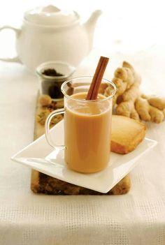 Spiked Iced Soy Chai Tea | Recipe | Chai Tea Recipe, Tea Recipes and ...