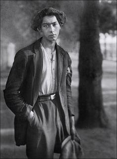 """The gypsy"", 1930, photo: August Sander (1876-1964)"