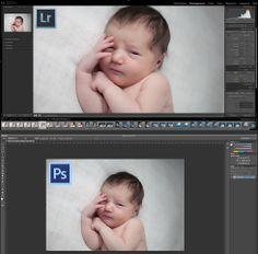 La différence entre Lightroom et Photoshop