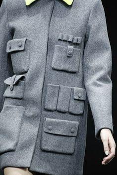 Alexander Wang - Autumn/Winter 2014-15 Ready-To-Wear - NYFW (Vogue.com UK)