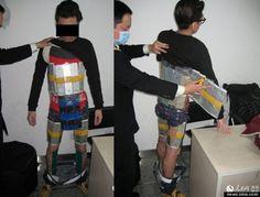 iPhone smuggler