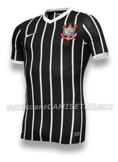 1a5b08feb Corinthians 2013 Nike Home   Away Football Shirts