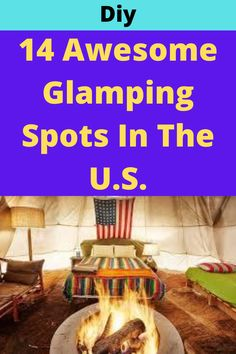 Diy Crafts Hacks, Diy And Crafts, Travel Usa, Girl Travel, Luxury Glamping, Luxury Tents, Vacation Trips, Vacations, Rv Life