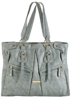 Timi & Leslie Dawn Convertible Diaper Bag - Cloud Blue - Best Price