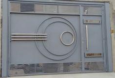 portão automatico em chapa