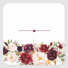 Customizable Sticker made by Zazzle Paper. Personalize it with photos & text or shop existing designs! Bridal Shower Flowers, Bridal Shower Favors, Wedding Stationary, Wedding Invitations, Wedding Favours Thank You, Image Paper, Flower Background Wallpaper, Pink Wallpaper Iphone, Borders For Paper