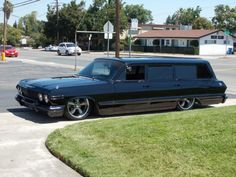 Chevrolet : Impala Base Wagon 4-Door in Chevrolet Proof you can make anything cool with the right vision......