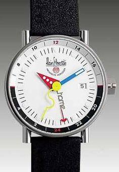 Alain Silberstein Architecte GMT Stainless Steel Men's Replica Watch AL016