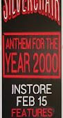 Silverchair 'Anthem' Pole Poster Buy Now...it's just a click away!
