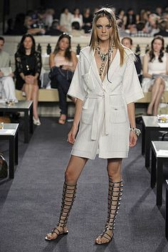 Chanel | Resort 2007 Collection | Style.com