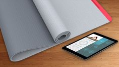 Smart Yoga Mat Is Your Own Personal Yogi Master