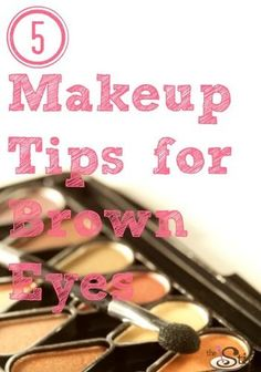 Make Brown Eyes Pop With These 5 Easy Makeup Tips (PHOTOS) | The Stir