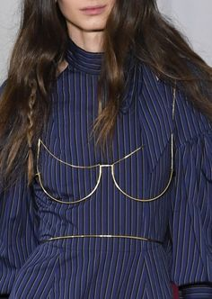 Jill Stuart Spring 2018 Looks Chic, Looks Style, My Style, Runway Fashion, High Fashion, Fashion Outfits, Womens Fashion, Mode Cool, Look Street Style