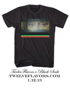 BlackScale Limited Edition Mona Eyes