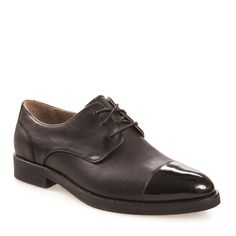Shop the black SALLY from J SHOES, a menswear inspired oxford. Choose from a variety of colors and order online.