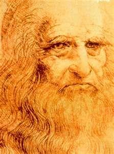 Leonard de Vinci. The Innovator. All sciences, arts & social relationships.