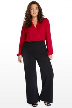 Plus Size Penny Lane Palazzo Pants | Fashion To Figure     Penny Lane Palazzo Pants    $32.90