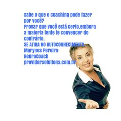 Coaching é autoconhecimento