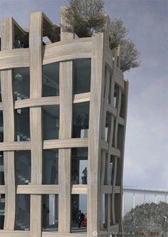 Incredibile timber tower