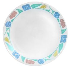 Corelle Livingware 10-1/4-Inch Dinner Plate, Friendship by Corelle. $14.24. Microwave and oven use for versatility. Break and chip resistance for carefree durability. Dishwasher safe for long lasting patterns. Coordinate with popular corelle dinnerware patterns. Stackability for cupboard space efficiency. Corelle Livingware 10-1/4-inch Dinner Plate, Friendship