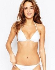 South Beach Mix and Match Moulded Triangle Bikini Top