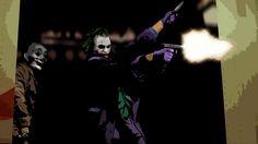 Filename: joker wallpaper pack hd JPG 132 kB Resolution: File size: 132 kB Uploaded: Anastasia Cook Date: Bob Kane, Free Desktop Wallpaper, Wallpaper Downloads, Heath Ledger Joker, Greatest Villains, Joker Wallpapers, Batman, Joker And Harley Quinn, Dark Knight