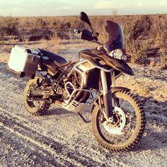 800GS - my next bike.