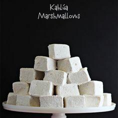 Kahlúa Marshmallows Recipe