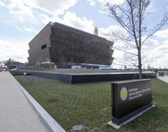 Smithsonian Museum of African American History & Culture - Opening Fall, 2016 -- Washington, DC