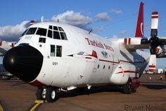 Lockheed C-130E Hercules Turkish Stars