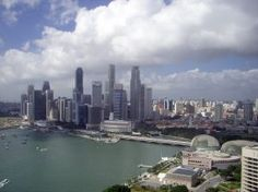 Establish a Branch vs. a Subsidiary in Singapore Visit Singapore, Parent Company, Beautiful Places To Visit, New York Skyline, Travel, Viajes, Destinations, Traveling, Trips