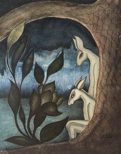 "Valentina Kropivnitskaya ""Woodland Creatures"""
